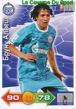 BRUNO ALVES PORTUGAL # FK.ZENIT FC.PORTO CARD ADRENALYN PANINI 2012