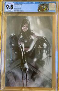 X-Men Red #1 X-23 Unknown Comics Dell'Otto Variant Cover CGC 9.8. X-Men Label 🔥