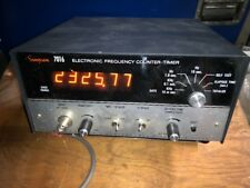 simpson 7016 electronic frequency counter timer Vintage