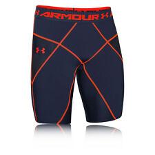 Herren-Fitness-Shorts Under armour fürs Laufen