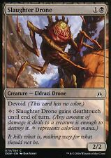 4x Slaughter drone | nm/m | Oath of the gatewatch | Magic mtg