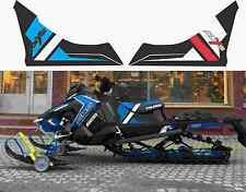 POLARIS AXYS red blue TANK SKS decal GRAPHICS 800 600 PRO RMK ASSAULT  155 163