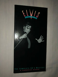 Elvis Presley 5 CD Box Set The King Of Rock 'N' Roll: The Complete 50's Masters