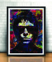 LIAM GALLAGHER BASED POSTER A3 SIZE - 29.7 x 42.0cm (11.7 x 16.5 in)