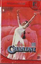 CHANDNI - YESH RAJ FILMS ORIGINAL BOLLYWOOD 2 DVD SET - Sirdevi, Rishi Kapoor.