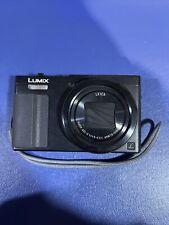 Panasonic Lumix DMC-ZS50 Digital Camera Black Untested