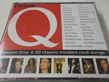 Q the album volume 1 - 2cd set - 1991 (prince u2 Paul Simon Talk Talk Sting)