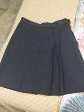 Mills Uniform C14 Grey School Uniform Skirt/Skort