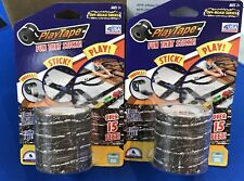 """PlayTape Off Road Series Mud Madness 30' x 2"""" 1:64 Scale Fun That Sticks, Play"""