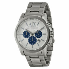 Armani Exchange Dress/Formal Adult Round Wristwatches