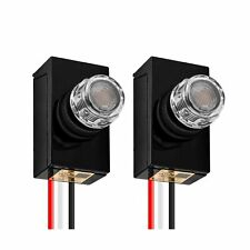 120v Ac Photoelectric Switch Automatic Dusk To Dawn Eye Photocell Sensor For
