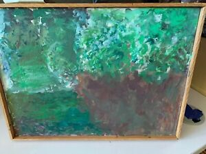 """Oil Painting On Canvas by Listed Los Angeles Artist Sam Amato 17""""x12"""""""