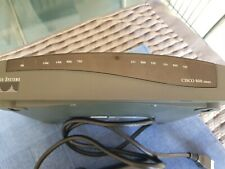 CISCO 803 ISDN ROUTER