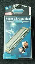 Super Chromonica 48/270 Matthias Hohner Harmonica Nib