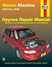 Repair Manual Haynes 72021 fits 93-08 Nissan Maxima