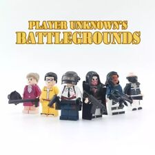 116Pcs Lego PUBG Soldiers FPS Game Military Model Building Block Toys PUBG Gift