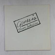 GENESIS Three Sides Live SD22000 Dbl LP Vinyl VG+ Cover VG++ GF