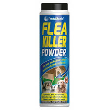PestShield Flea Killer Powder Crawling Insect Killer Indoor & Outdoor 200g