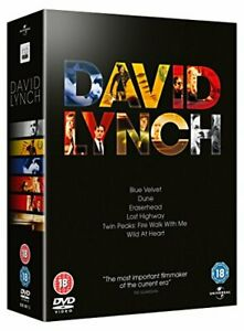 David Lynch Box Set [DVD] [1977] [DVD][Region 2]