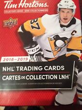2018-19 UD Tim Hortons Hockey Cards (see description for list) 3 for $1.00