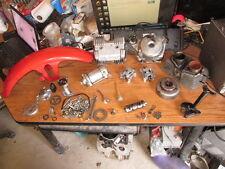 Honda CB250 CB250SC Nighthawk Cylinder Flywheel Valve Cover Shift Drum Parts Lot