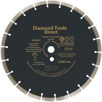 Diamant-Trennscheibe 300 mm Universal Beton  Diamantscheibe gesintert
