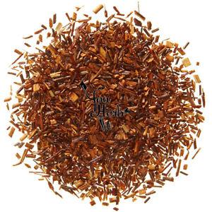 Redbush Rooibos Red Tea Honey Blend Loose Leaf 25g-200g - Asplathus Linearis