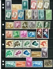 New ListingSpain - 2 page most Mnh collection Cv 37.20