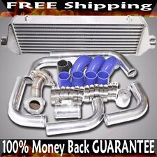 Intercooler+Piping+Silicone+Clamp+Downpipe fit 06-11 Civic DX EX Coupe/Sedan