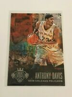 2013-14 Court Kings Basketball Base Card - Anthony Davis - New Orleans Pelicans