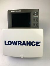 Lowrance LCX-26C  GPS fishfinder Sonar Radar  (Only LCX-26C head & Sun cover   )