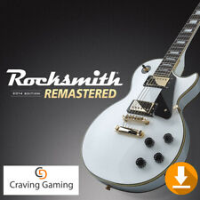 Rocksmith 2014 Remastered PC [NEW,REGION FREE STEAM KEY] [No Cable]