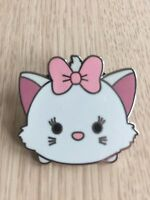 DISNEY PIN MARIE FROM ARISTOCATS TSUM TSUM Series 2 - 1 PIN AS SHOWN