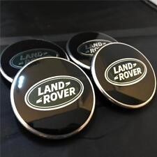 LAND ROVER RANGE ROVER CENTRE CENTER CAPS DISCOVERY SPORT SET OF 4 HUB NEW