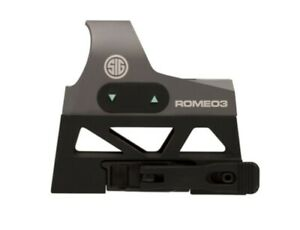 Tactical red laser dot sight scope