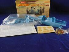 Merit Superkit No. 4624  F1 Grand Prix 1949 Lago Talbot 4 1/2 Litre 1:24 Scale