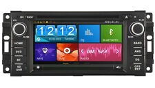 Autoradio / DVD / GPS / Bluetooth / iPod / NAVI / Radio Lettore JEEP Patriot / Wrangler d8839-2