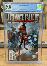 Ultimate Fallout #4 (Marvel, 2011) - CGC 9.8 - 1st Appearance of Miles Morales
