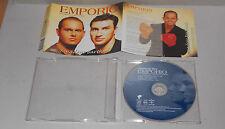 Maxi Single CD Amadeus Barthoni - Emporio (Wladimir Klitschko´s Hymne) 2000 Rar