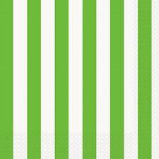 Art de la table de fête serviettes vert pour la maison