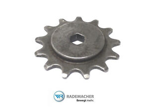 Rademacher Rator 4300 Zahnrad Ritzel Kettenrad  Garagentorantrieb Antrieb