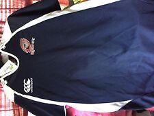 Canterbury Mens Challenge Shirt Rugby Short Sleeve T-Shirt Tee Top Training Wear