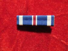 WW 2 Distinguished Flying Cross DFC Ribbon bar pin back US Army Army Air Force