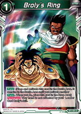 DRAGONBALL trading cards bt1-081 - Broly's ring
