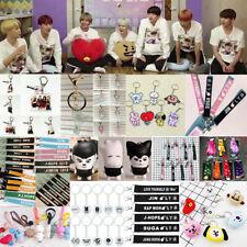 Bangtan Boys EXO Keychain Doll TATA CHIMMY COOKY Acrylic Pendant Keyring Gift
