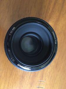 Yongnuo 50mm 1.8