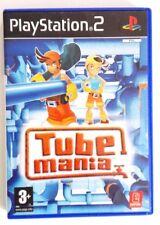 Tube Mania PS2 PAL