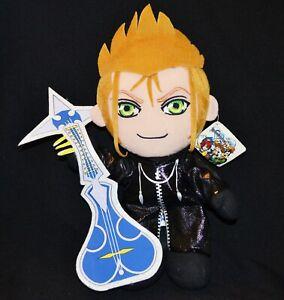 Disney Kingdom Hearts Plush Demyx 14inches Rare
