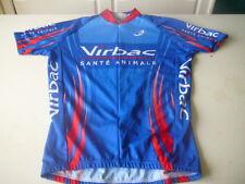 maillot de vélo Virbac Sante animale  T XL