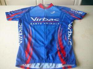 Bike Jersey Virbac Health Animal T-Shirt XL